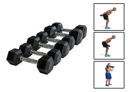 Picture for category Hex Dumbbells