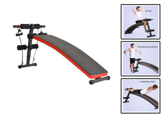 Ab Bench Red